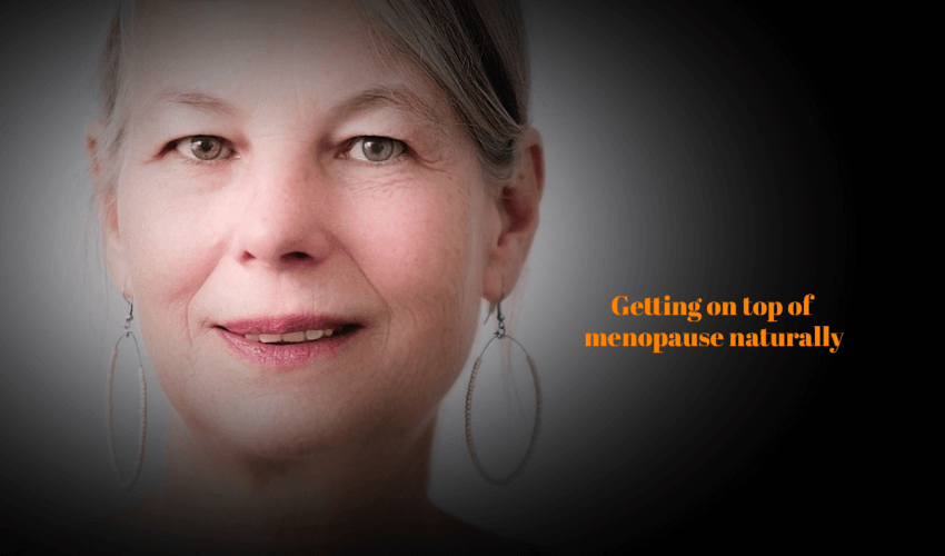 How to ease the symptoms of menopause