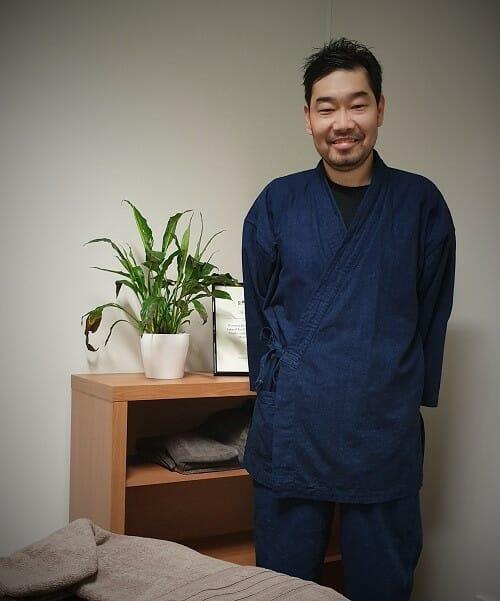 Minoru Ito Shiatsu